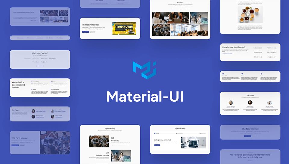 Material-UI 4.11.0
