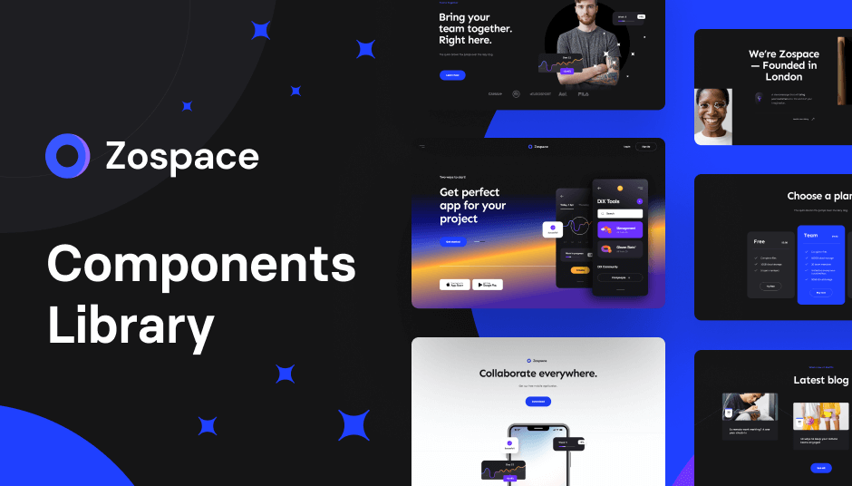 Zospace UI Library